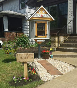 Autism Services, Inc. Little Free Library